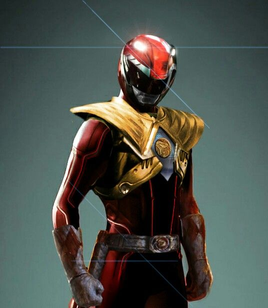 Red Dragon Ranger Power Rangers Pinterest Dragon And
