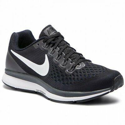 "(Advertisement)eBay- Women's Nike Air Zoom Pegasus 34 ""Black"" (880560-001) Size 7.5"