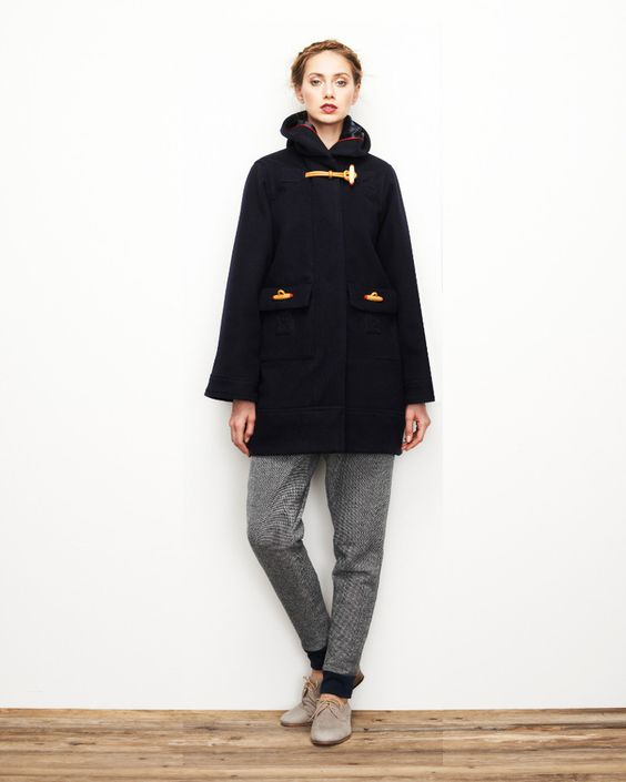 Paddington Coat – Lauren Moffatt
