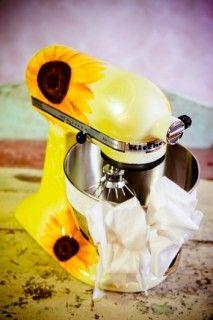 Stylish KitchenAid Mixers!!!!