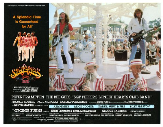 Bee Gees Sgt Peppers