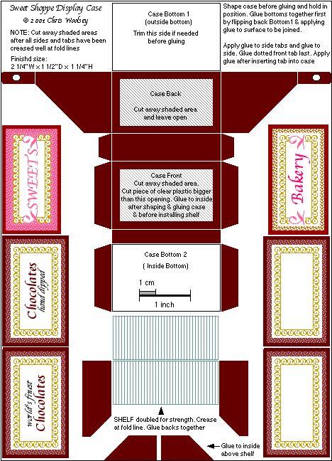 Casa de bonecas! Escolha seus móveis preferidos, imprima em papel firme, recorte e monte! - ESPAÇO EDUCAR