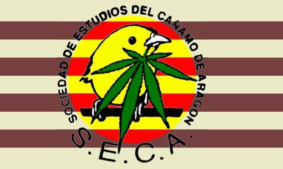 La SECA es una histórica asociación cannábica de Aragón fundada en 1997.
