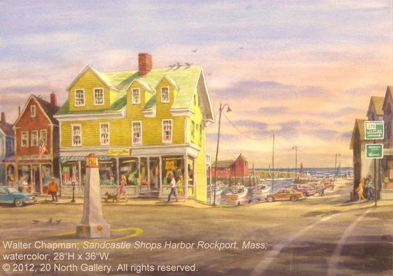 "walter chapman paintings   Walter Chapman Centennial: Celebrating a Career in Art """