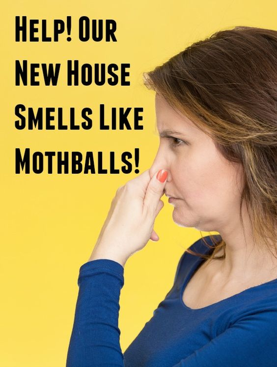 how to get mothball smell out of a house clean it