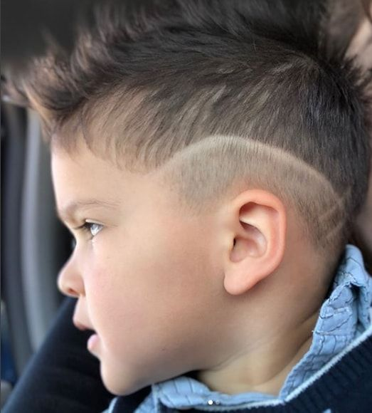 Casual Mohawk Style Boys Haircuts With Designs Boys Haircuts Popular Boys Haircuts