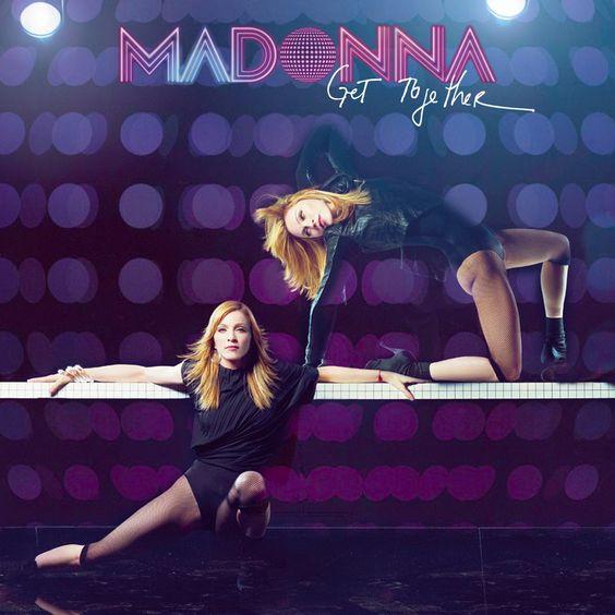 Madonna – Get Together (single cover art)