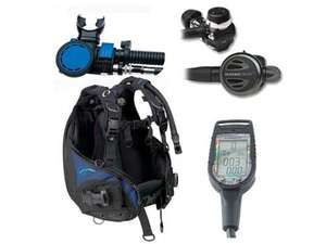 oceanic hera BCD dive package
