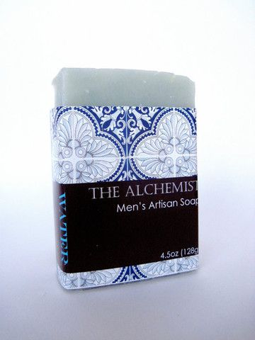 Men's Alchemist Soap - WATER