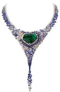 Diamonds and Emeralds <3