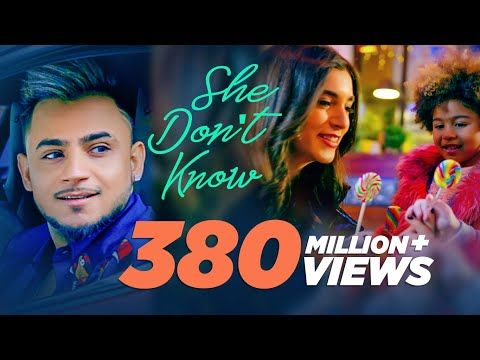 Millind Gaba She Don T Know Video Song And Lyrics And Video She Don T Know She Don T Know Munda Ode Te Crazy Haan Din Vichon T New Hindi Songs Songs Mp3 Song