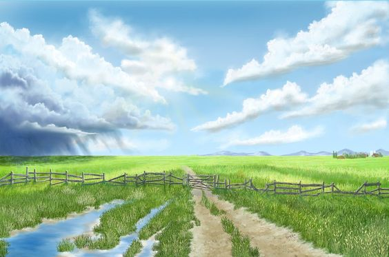 Prairie Summer by Brightstone on DeviantArt