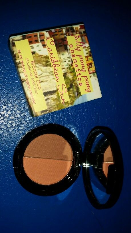 Jelly pong pong Caribbean Sun Bronzer Duo, NEW