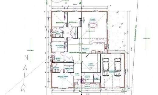 Wonderful Autocad 2d Drawing Samples 2d Autocad Drawings Floor Floor Plan Design House Floor Plans Floor Plans
