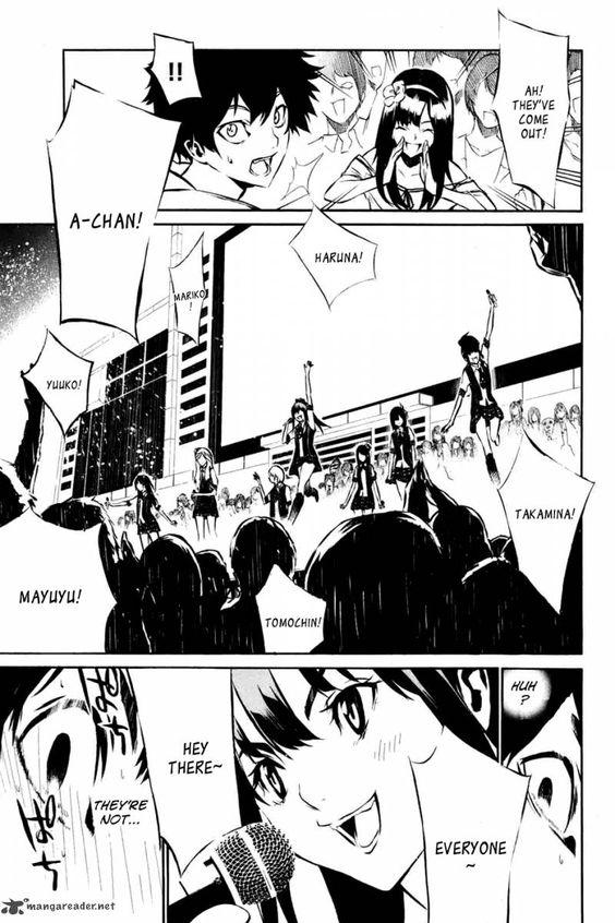 AKB49 - Renai Kinshi Jourei Manga Ch.1 Page 1