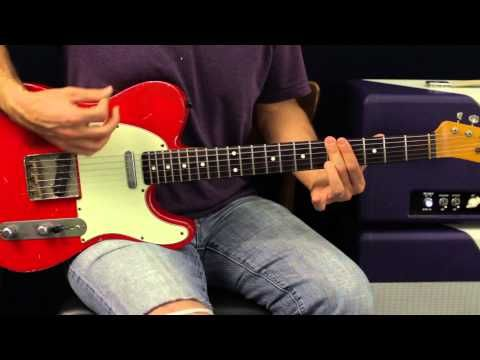 How To Write - Southern Rock Tunes - Drop D Tuning - Guitar Lesson - Songwriting - YouTube