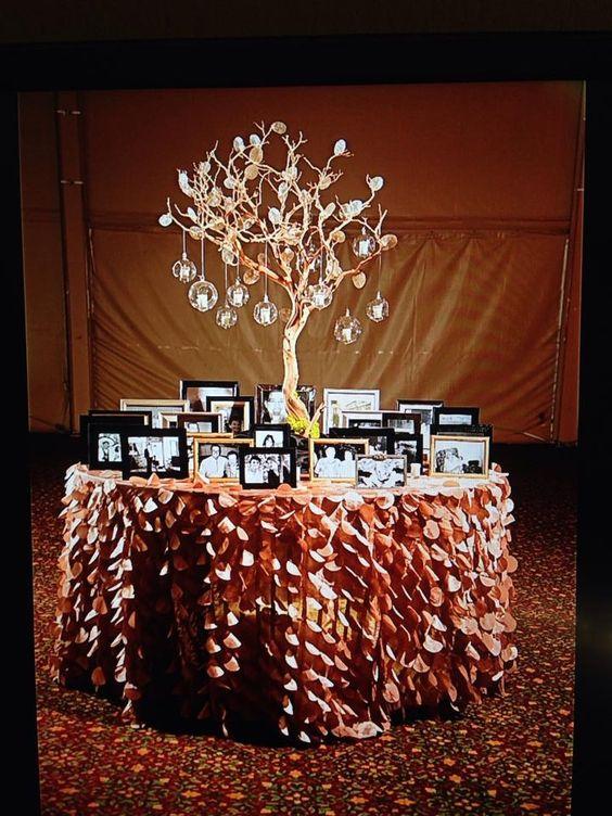 Wedding Memory Table #jdentertainment.net #michiganwedding ...