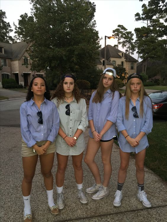 Best Frat Halloween Costumes 2020 60+ Awesome Girlfriend Group Costume Ideas 2017 in 2020