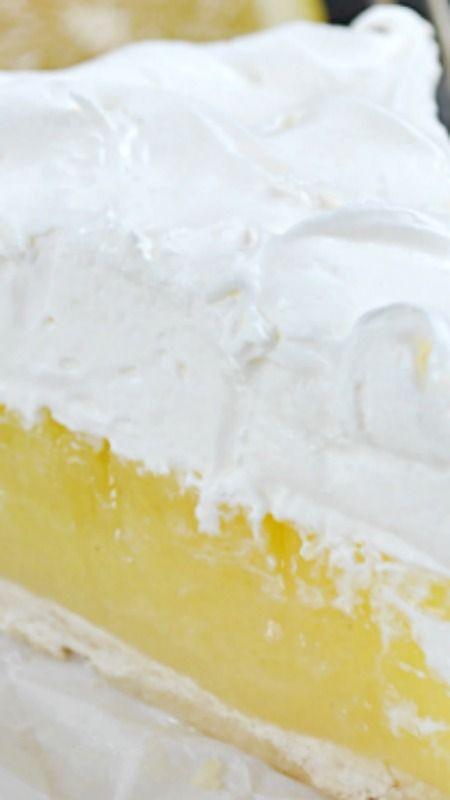 pie and more meringue pie meringue marshmallows pies lemon salad with ...