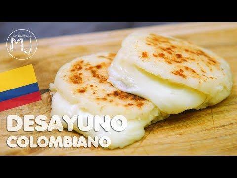 Youtube Arepas Recipe Arepas Colombian Food