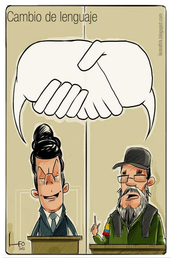 [Caricatura] Cambio de lenguaje