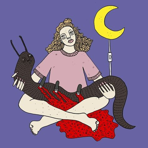 | POLLY NOR | Art by London based illustrator Polly Nor | Devils and women: