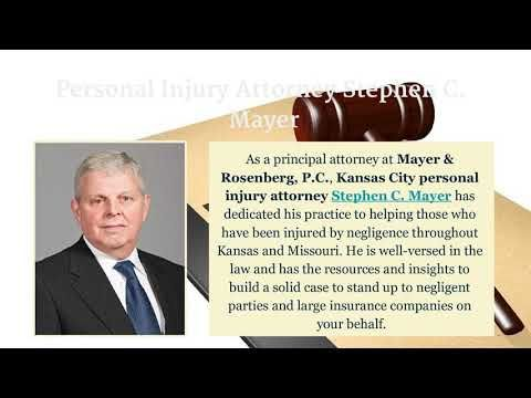 Mayer Rosenberg P C Personal Injury Firm Kansas City