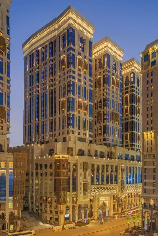 حجز فندق جبل عمر حياة ريجنسي مكة Luxury Hotel Mecca Hotel