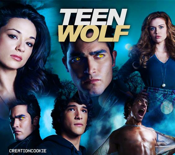 creationcookie: Photos promo Teen Wolf saison 1