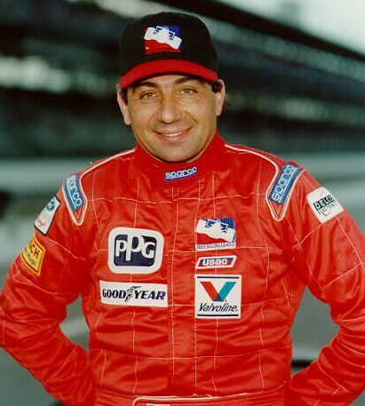 Michele Alboreto 1996