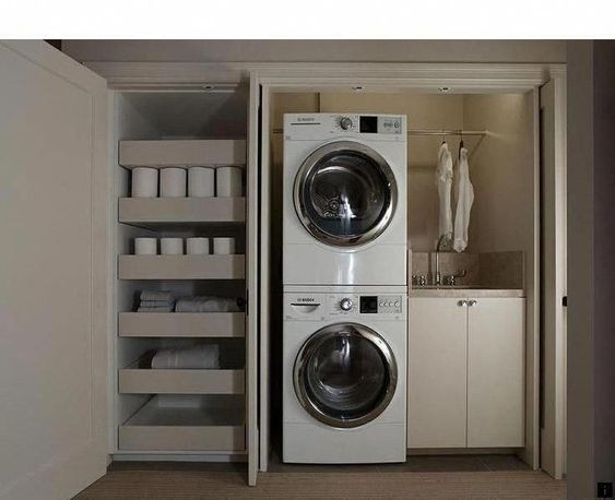 Pin On Laundry Room Storage Diy