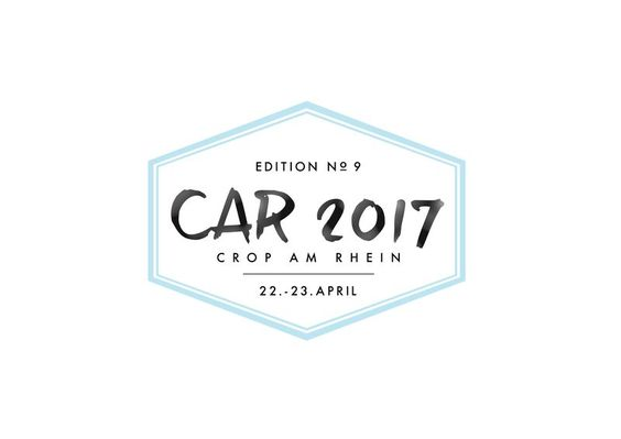 save the date, der CAR 2017