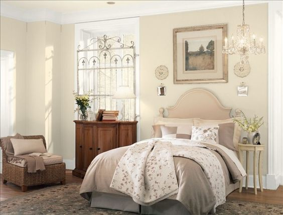 Benjamin Moore Natural Linen Colors To Live By
