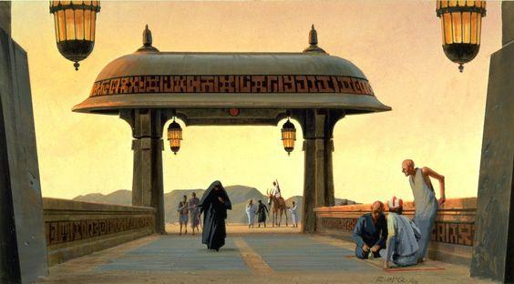100 Ralph McQuarrie concept art images for the Original Star Wars Trilogy - Album on Imgur