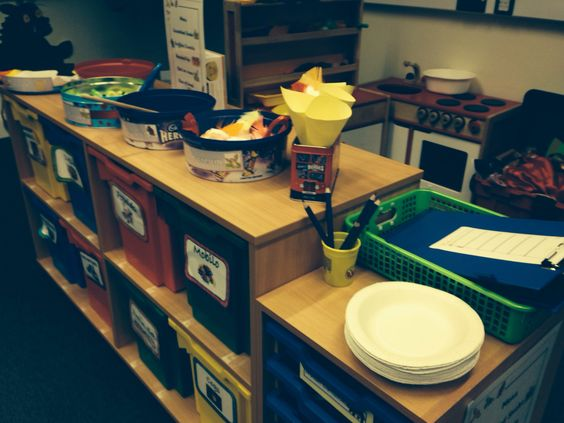Gruffalo cafe role play area fs2. Bowls, pencils, clipboards with paper to take orders, copies of the menu, owl ice cream, gruffalo crumble, roasted fox, slices of bread, spoons and tweezers to serve. I then set up a picnic area with a blanket and cushions in the 'deep dark wood' where they sat and pretended to eat