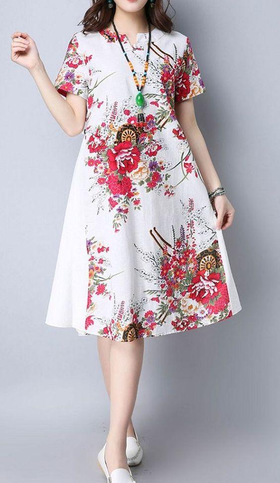 Cool Tunic Dress