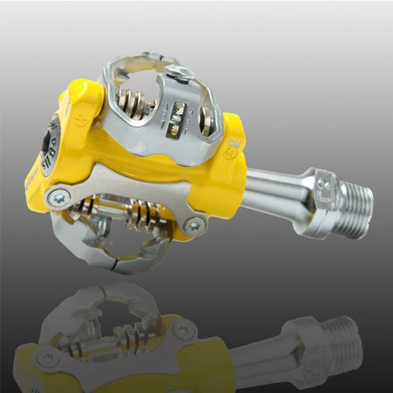 Wholesale China 2015 best quality self-locking Bike Bicycle Pedals Mountain Bike Yellow Pedals  China wholesale distributor  B2B Online Trading Marketplace - PackTwo.com