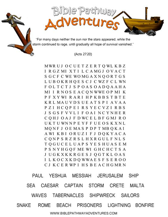 ... FREE Bible Printables for Kids   Pinterest   Puzzles For Kids, Word
