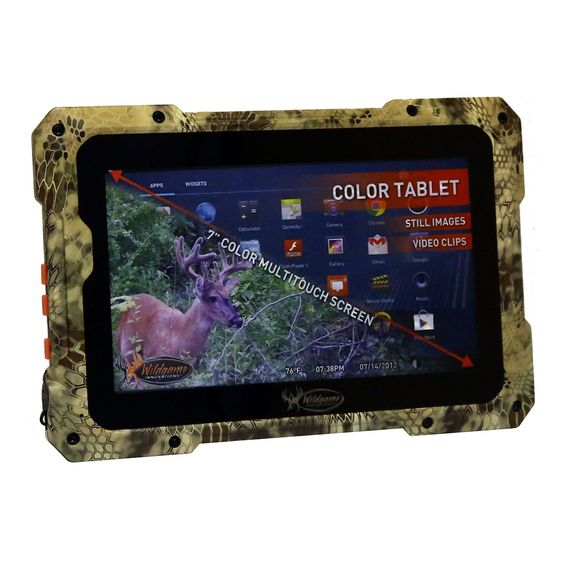 "Wildgame Innovations Trail Tab 7"" Outdoor Android Tablet"