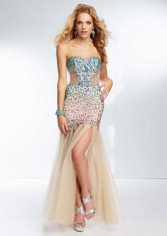 Prom Dresses 2014 - DRESSES - Pinterest - Style- Amor and Dress styles