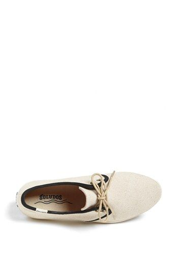 Soludos Lace-Up Sneaker (Women)