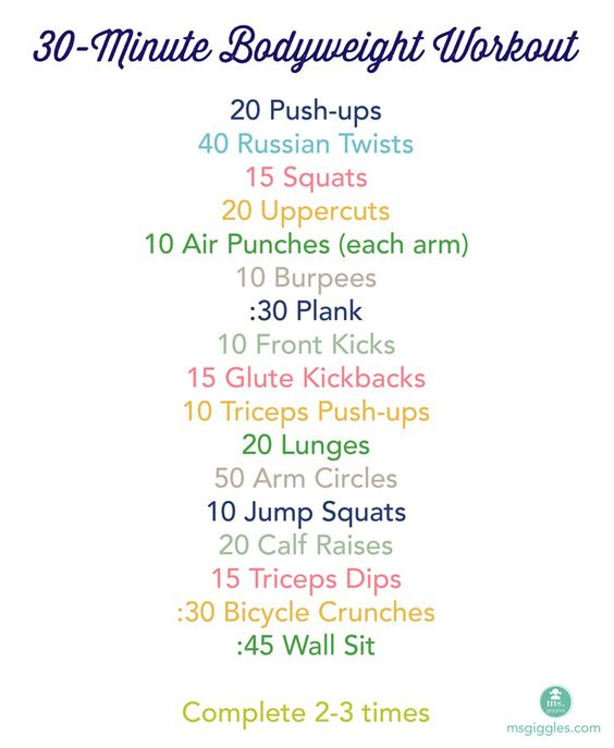Workout Home Workouts And Weights On Pinterest