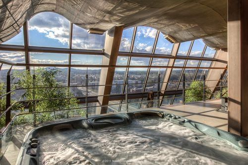 room with a view Former Cafe Now New Hampshire's Most Elaborate Penthouse