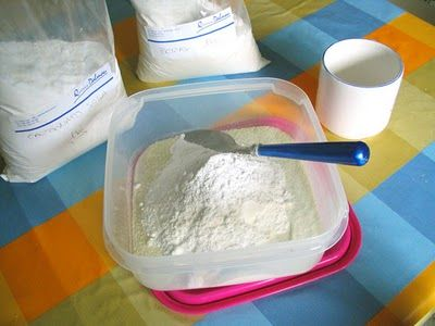 Helena sweet knits jab n casero para lavadora en polvo - Jabon lavadora casero ...