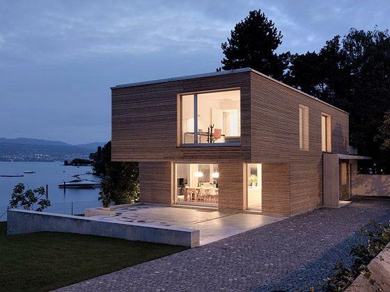 Wohnhaus am See von m3 Architekten AG auf Architonic! Hier finden Sie Bilder & Informationen sowie Händler, Kontakt- und Anfrageoptionen für Wohnhaus am See.