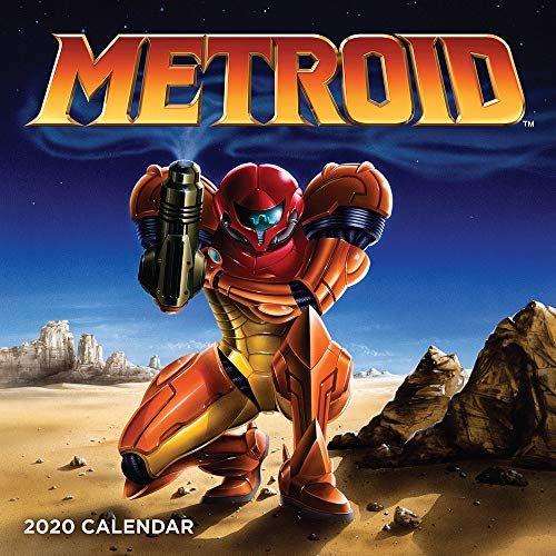Download Pdf Metroid 2020 Wall Calendar Free Epub Mobi Ebooks