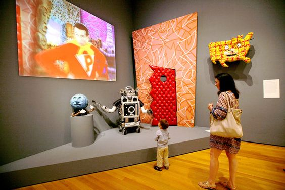 'Century of the Child - Growing by Design, 1900-2000' at MoMA - NYTimes.com