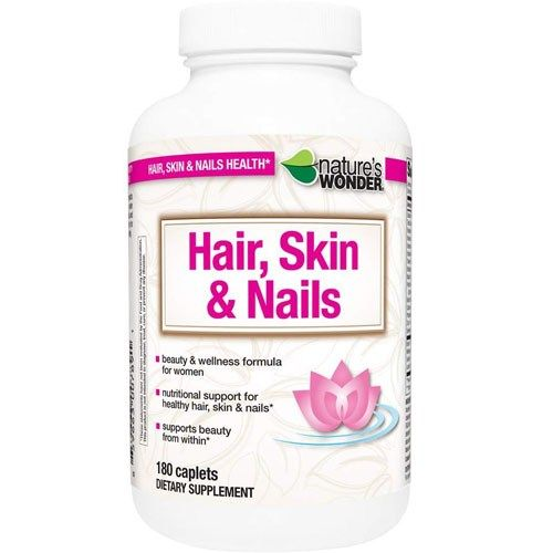 Top 7 Best Hair Vitamins Reviews Besttopnow Hair Skin Nails Vitamins Best Hair Vitamins Hair And Skin Vitamins