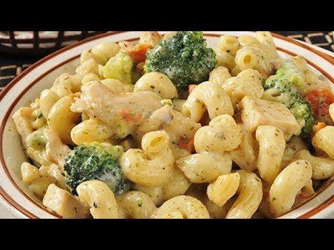 مكرونة باستا بيضاء Quorn Broccoli Recipes Broccoli