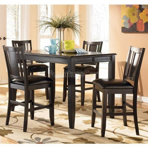 Carlyle Counter Height Dining Room Set D371-32-dr-set By